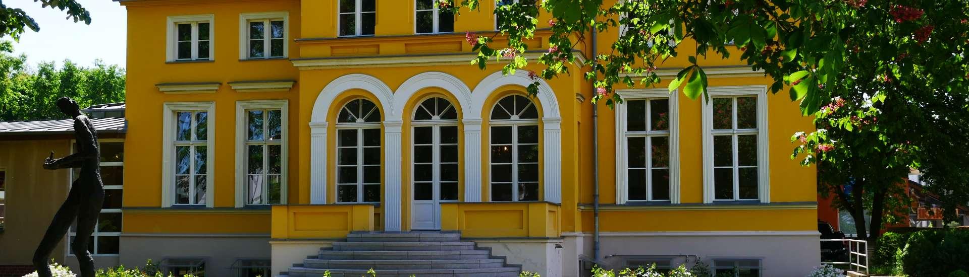 Die Villa Lassen